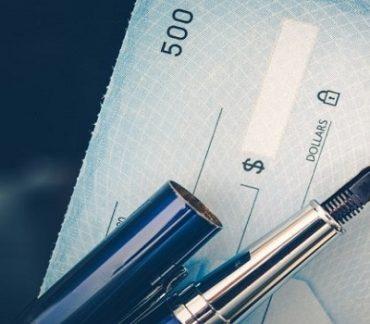 تعهد و تضمین در چک